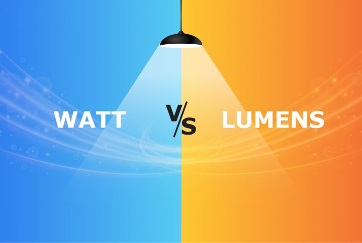 WATTS VS LUMENS?