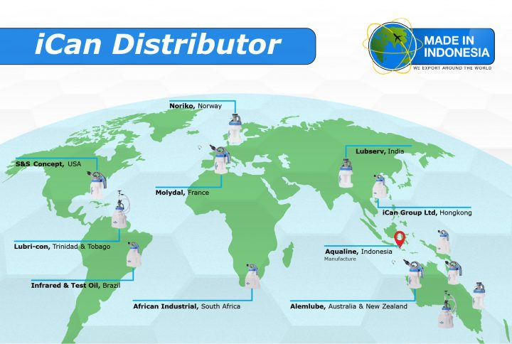 Trusted Distributors and Proud Customers of iCan